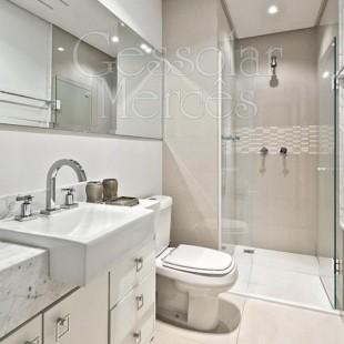 Gesso teto banheiro